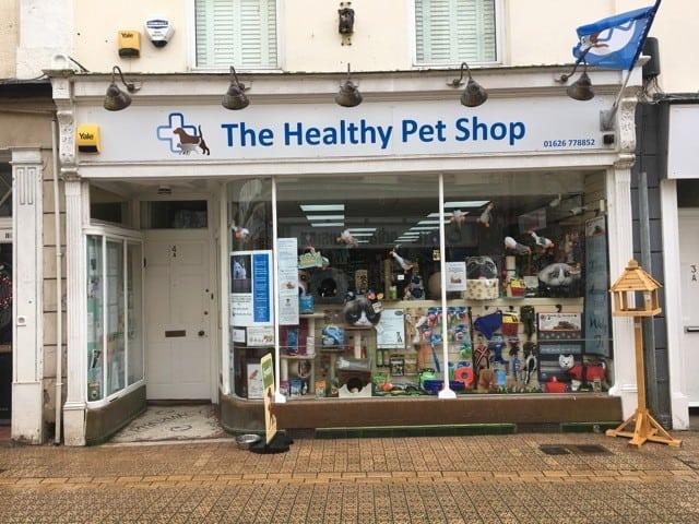 תזונה טבעית לכלבים חנות